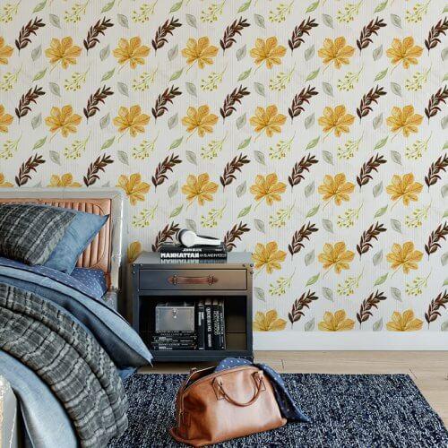 FLO-101-YEL-DB Bed_room_2 1440 x 800