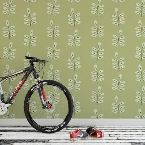 LEA-100-GRE-VE Bike_room_1 1440 x 800