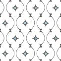 Vines and Stars Wallpaper sticky pattern